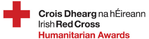 Irish Red Cross Humanitarian Awards  Logo